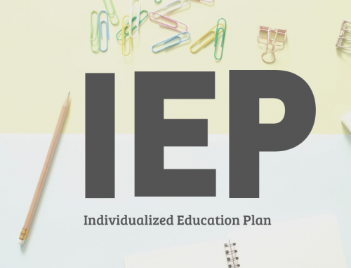 Take a Few Minutes to Review Your Child's IEP